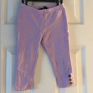 Calvin Klein Jeans size 2 legging Capri